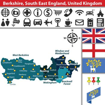 Berkshire, South East England, UK