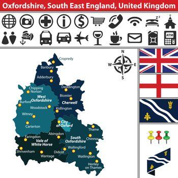 Oxfordshire, South East England, UK