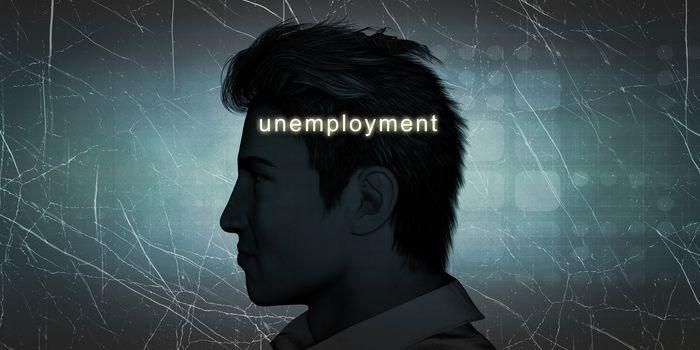 Man Experiencing Unemployment