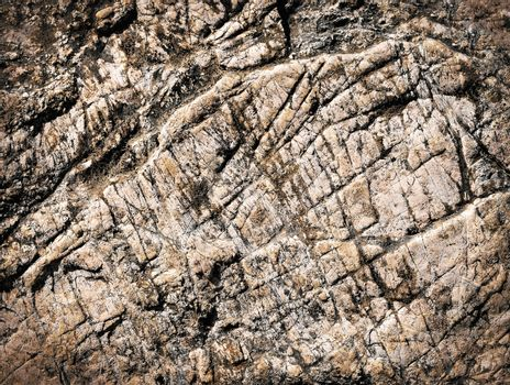 texture with brownish limestone grooves