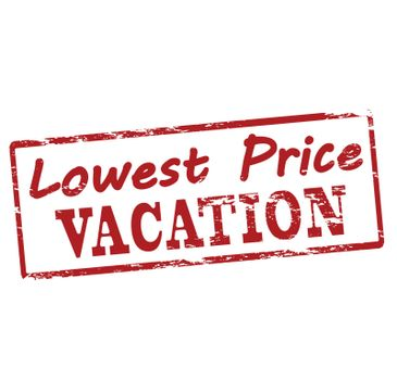 Lowest price vacation