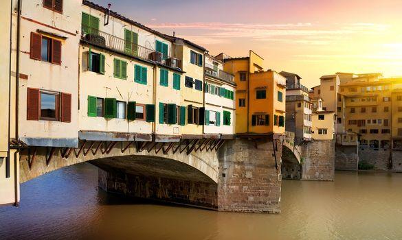 Bridge Vecchio in Florence
