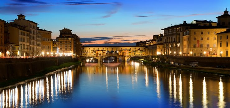 River in Florence