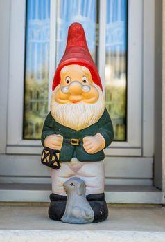 beautiful fairy gnome