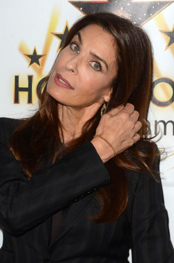 Kristian Alfonso at the Hollywood Walk of Fame Honors, Taglyan Complex, Los Angeles, CA 10-25-16/ImageCollect