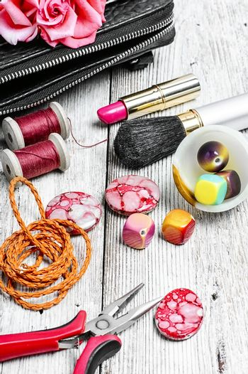 jewelry and crafts