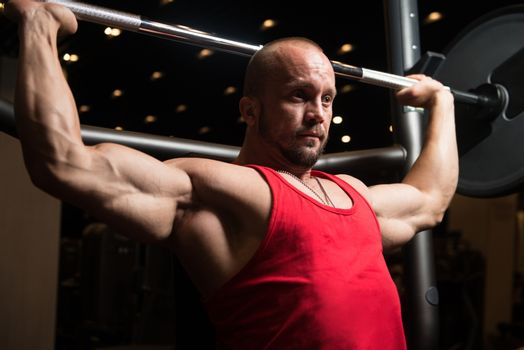 Exercise For Shoulders On Machine