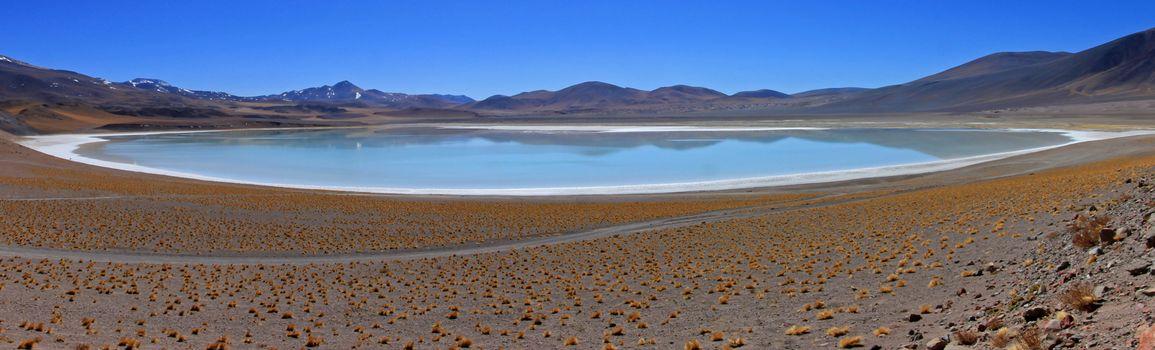 Salar Tuyajto, Atacama desert, Chile