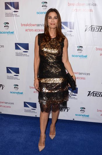 Kristian Alfonso at the 2016 TMA Heller Awards, Beverly Hilton Hotel, Beverly Hills, CA 11-10-16/ImageCollect
