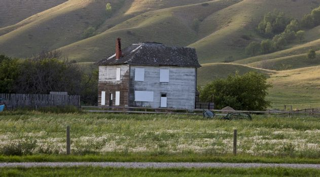 Old House in the hills
