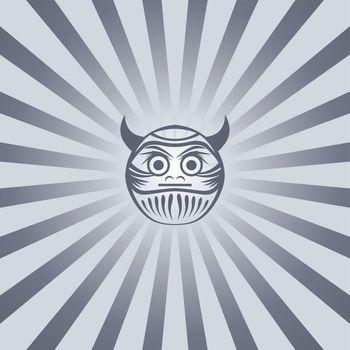 evil buddha warrior