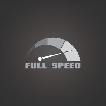 speed meter art