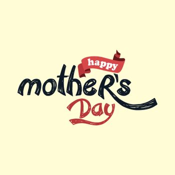 happy mother day theme