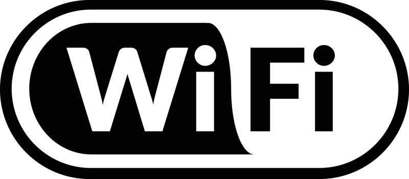 Wifi icon is basic vector icon, EPS10.