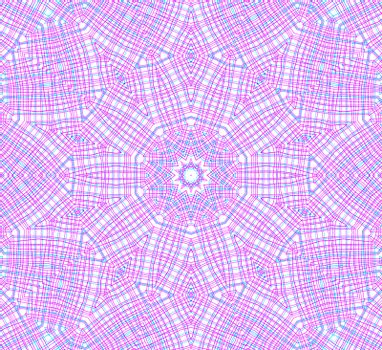 Abstract background with concentric lines pattern