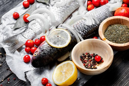 Seasoning for raw fish