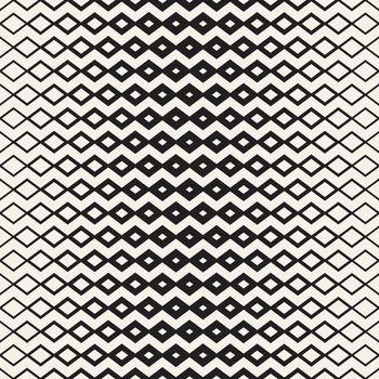Rhombus Overlapping Lines Lattice