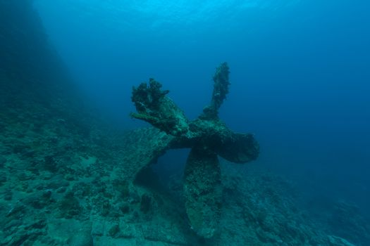 sunken ship wreck underwater diving Sudan Red Sea