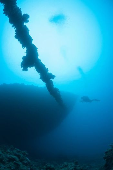 sunken ship wreck underwater diving Sudan Red Sea