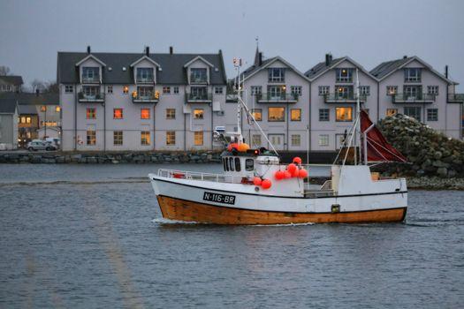 Fiskebåten Kværnstein