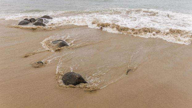 Atlantic Ocean Waves