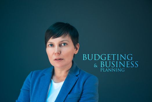 Budgeting and business planning