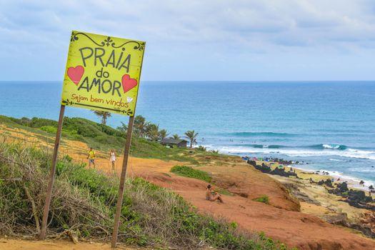 Praia do Amor Pipa Brazil