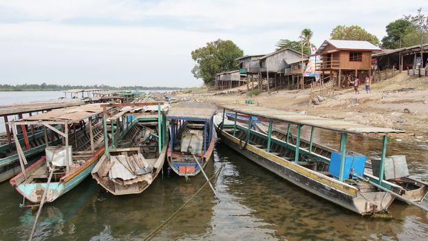 Si Phan Don, Laos, Asia