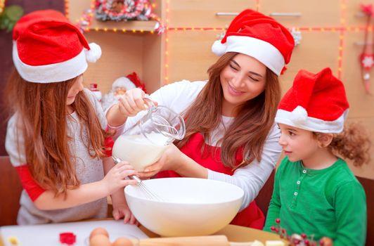 Traditional Christmas preparation