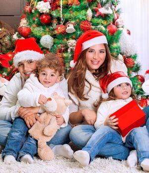 Happy Christmas holiday