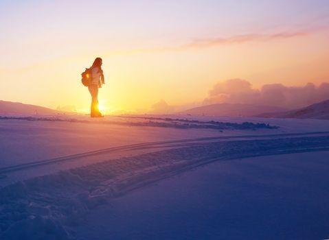 Active winter holidays