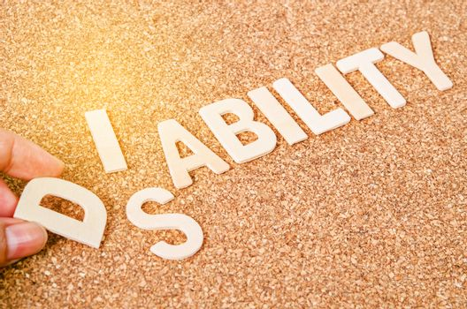 Disability for Ability.