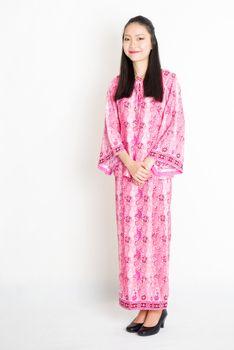 Southeast Asian girl