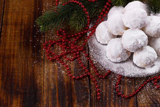 Traditional Christmas cookies
