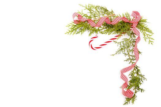 Decorative holiday frame