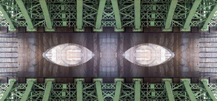 Eyes of bridge