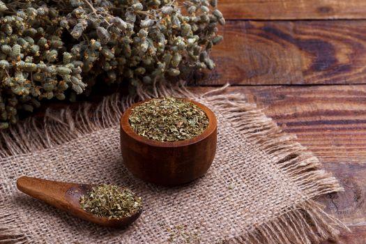 organic dry oregano