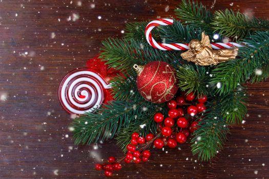 Christmas, festive background
