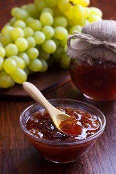 White grape jam