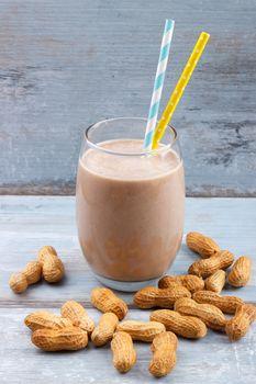 peanut butter smoothie