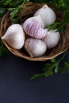 Chinese solo garlic