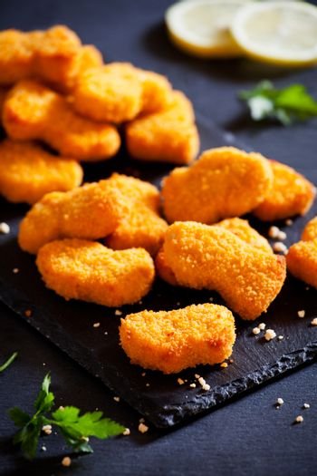 Bunch Of Tasty Nuggets