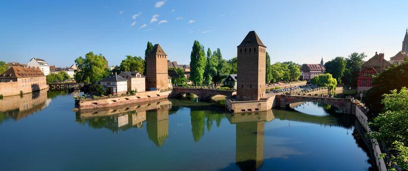 Bridge in Strasbourgh