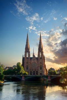 Church of Saint Paul Strasbourg