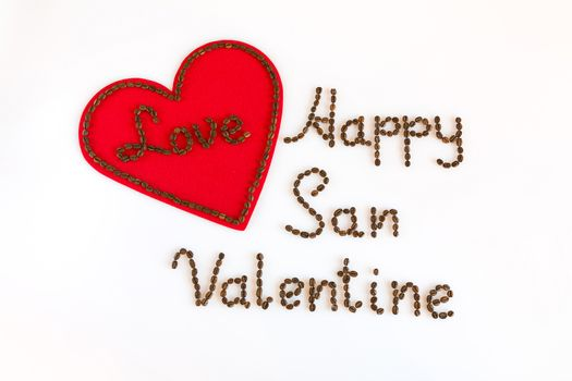 Happy San Valentine with love