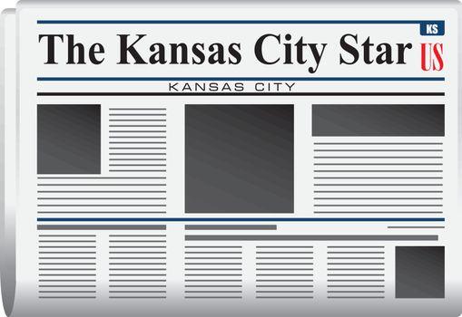 Newspaper the Kansas City Star