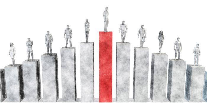 Climb the Corporate Ladder