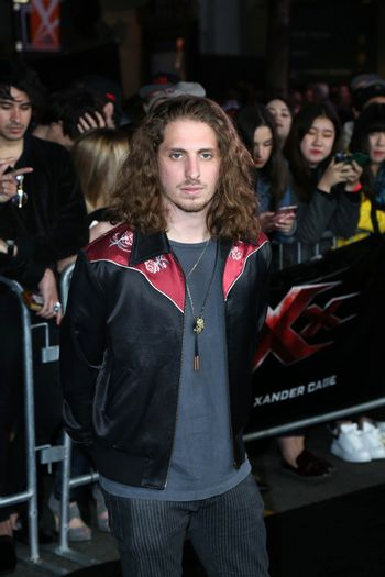 """Andrew Watt at the """"xXx: Return Of Xander Cage"""" Premiere, TCL Chinese Theater IMAX, Los Angeles, CA 01-19-17/ImageCollect"""