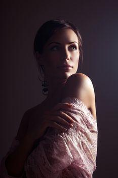 Beautiful gorgeous woman