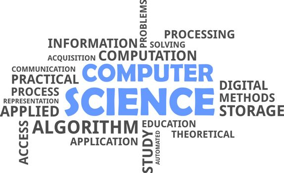 word cloud - computer science Royalty Free Stock Image | YAYIMAGES -  Royalty Free Stock Photos and Vectors